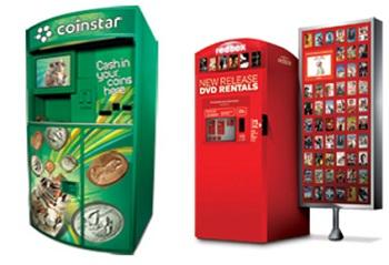 Автоматы продажи монет