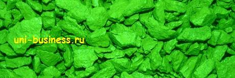 бизес идея на производстве цветного щебня
