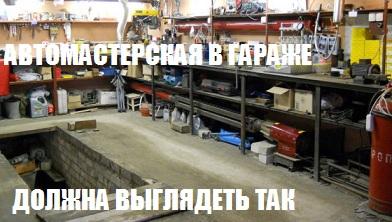 бизнес в гараже автомастерская