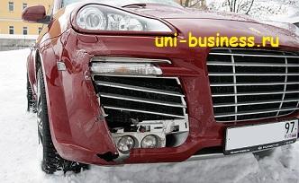 бизнес идея ремонт бамперов
