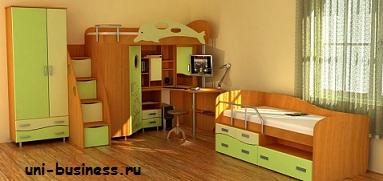 бизнес на детской мебели
