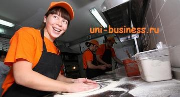 бизнес по производству пиццы