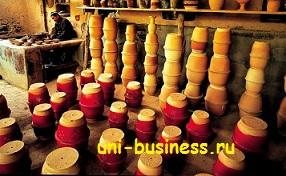 гончарное производство как бизнес