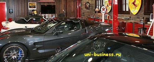 дизайн гаражей как бизнес