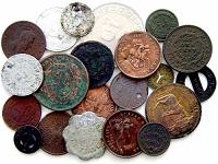 зарабаток на старых монетах