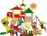мини детский сад