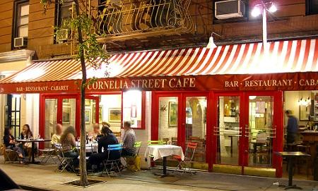 отличное место для кафе с нуля