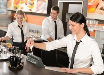 персонал для кафе