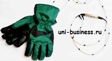 перчатки с подогревом как бизнес