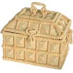 технология плетения из соломки