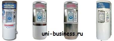 продажа воды как бизнес