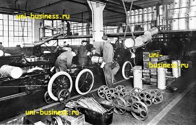 производство автомобилей форд