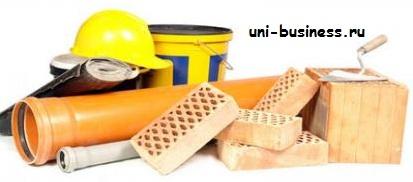производство строительных материалов бизнес