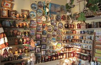 сувениры в Крыму пользуются большим спросом