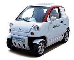 так выглядят новые электромобили