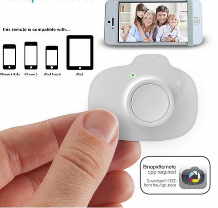ДУ пульт для камеры iphone