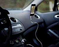 автомобильная подставочка для iphone