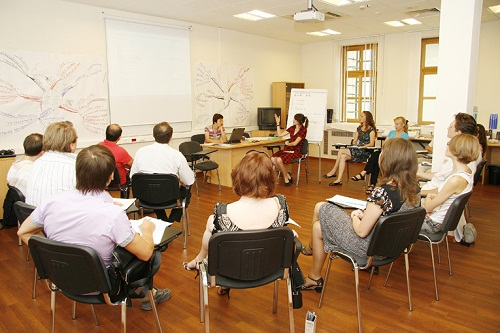 бизнес на тренингах и семинарах