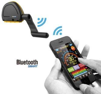 bluetooth спидометр для велосипеда