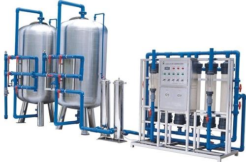 борудование для производства питьевой воды
