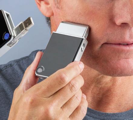 бритва USB