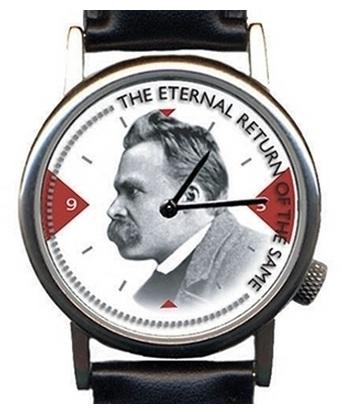 часы Ницше