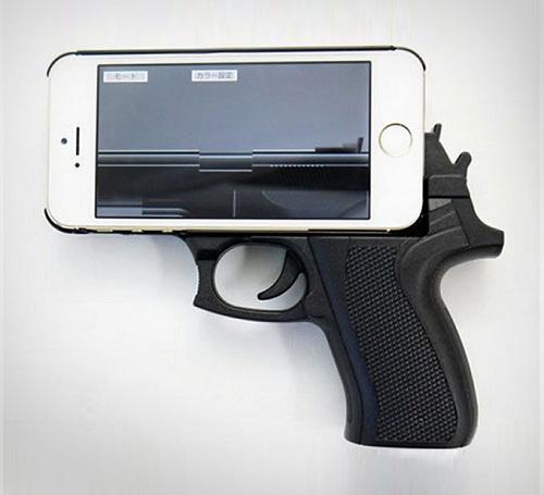 чехол-пистолет