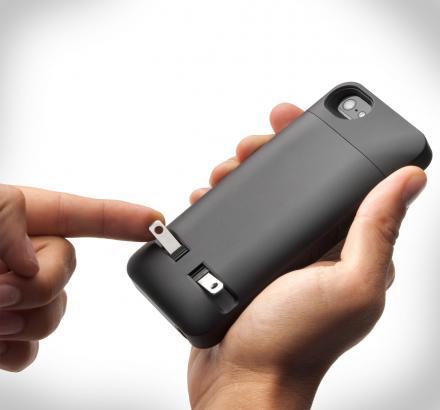 чехол-зарядка для смартфона