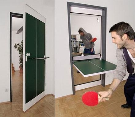 дверь-теннисный стол