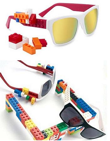 еще одни очки с лего