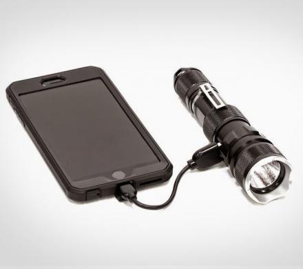 фонарик зарядка