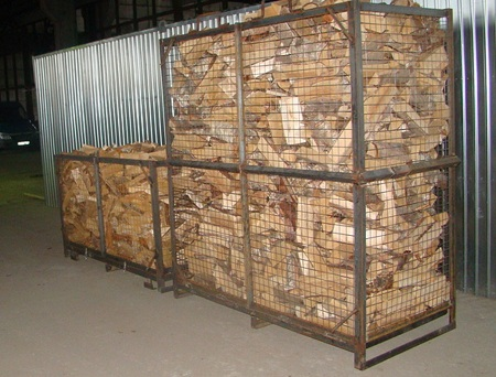 хранение дров на продажу