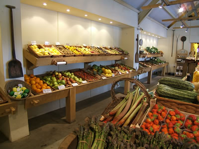 как открыть фермерский магазин