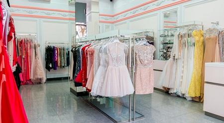 как открыть магазин платьев