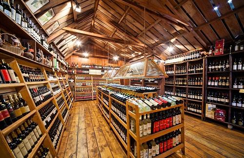 как открыть винный магазин