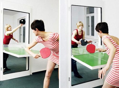 классный теннисный стол