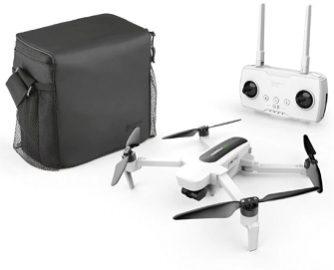 компактный мини дрон