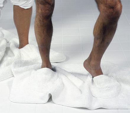 коврик-полотенце