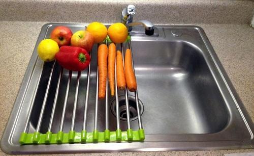 кухонный гаджет на раковину