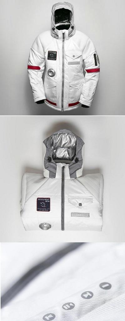 куртка-скафандр