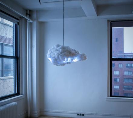 лампа-облачко