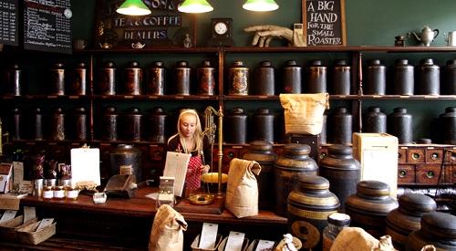 открыть интернет магазин чая и кофе
