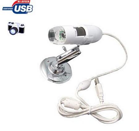 микроскоп, работающий от USB