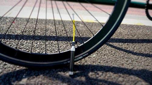 мини насос для колес велосипеда