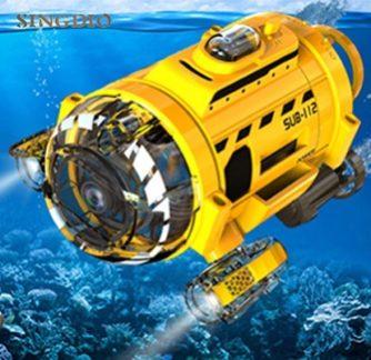 мини подводная лодка дрон