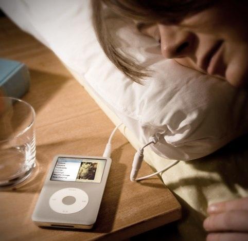 музыкальная подушка для сна
