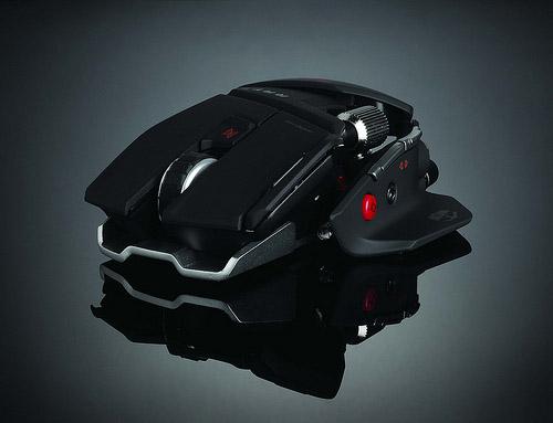 мышка Cyborg R.A.T
