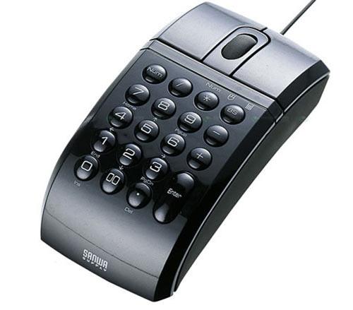 мышка в виде телефона