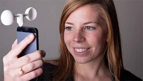 необычный гаджет на iphone