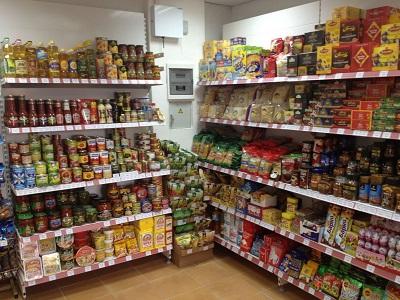 открытие продуктового магазина